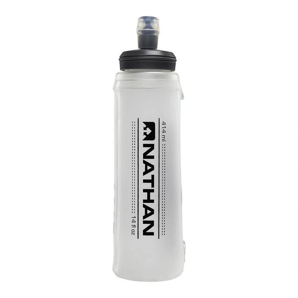 NATHAN 14OZ SOFT FLASK WITH BITE TOP