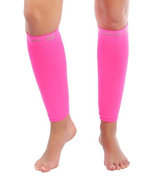 ZENSAH COMPRESSION LEG SLEEVE - PINK