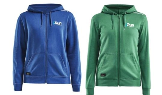 iRun LOCAL Craft Hoodies - Women's