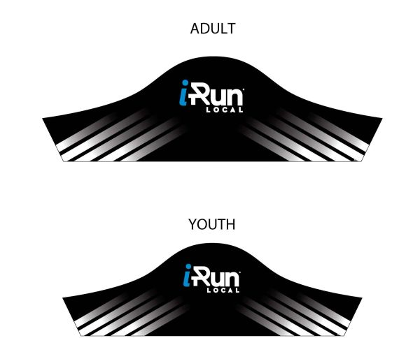 iRun LOCAL - Gaiter - Adults and Kids Options