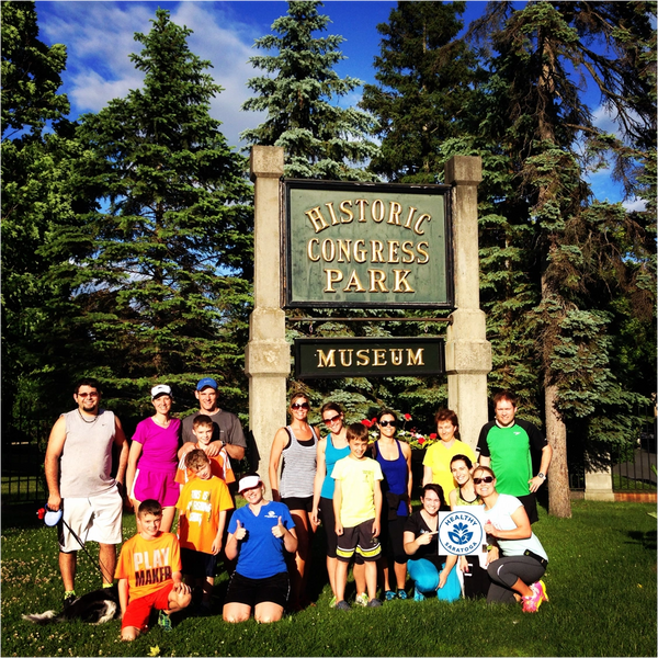 Saratoga Springs 1 Hour Running Tour