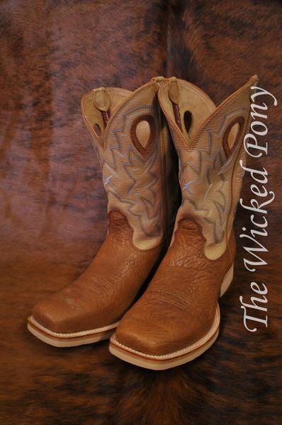 d28d3bf14b8 Men's Twisted X Brown and Hazel Horseman Cowboy Boots