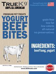 Yogurt Beef Bites 42oz