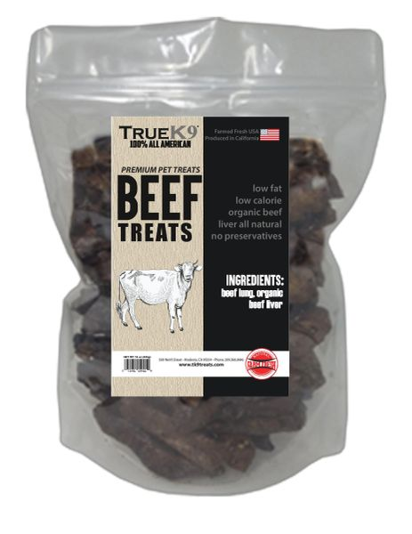 Beef Treats 15oz