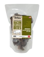 Bacon and Liver Bites 8oz
