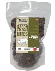 Bacon and Liver Bites 15oz