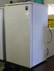 GE White Mini Fridge Refrigerator