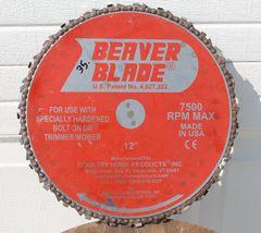 Beaver Blade Brush Cutter / Brush Saw For DR Trimmer/Mower