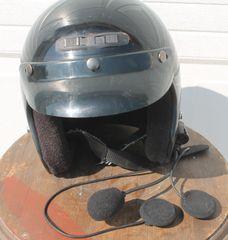Bell Harley Davidson USA Helmet ( Black )