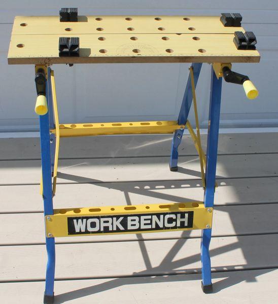 Portable / Fold-able Work Bench