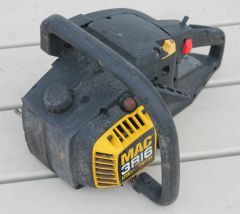 MAC 3816 Chainsaw w/out Bar and Chain