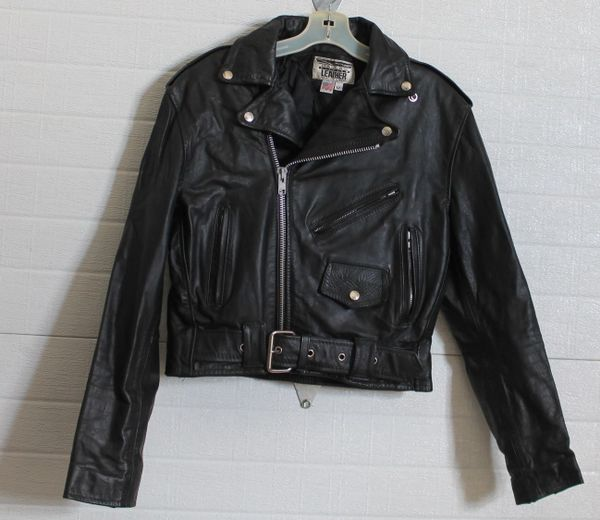 Dallas Premium Leather Biker Jacket