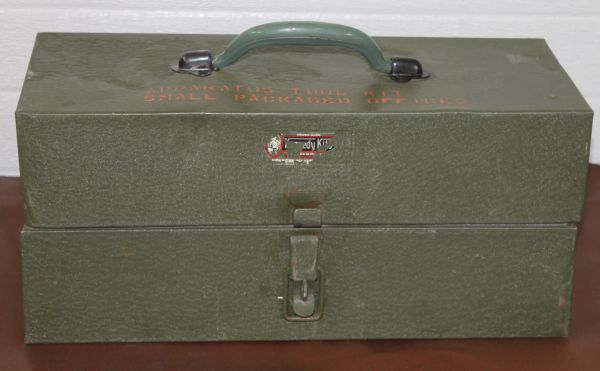 Kennedy? Metal Tool Box