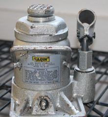 Larin Low Profile Hydraulic 12 ton Bottle Jack