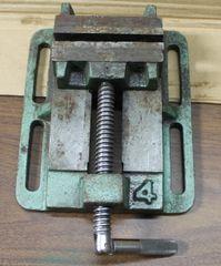 #4 Machinist Cast Iron Vise