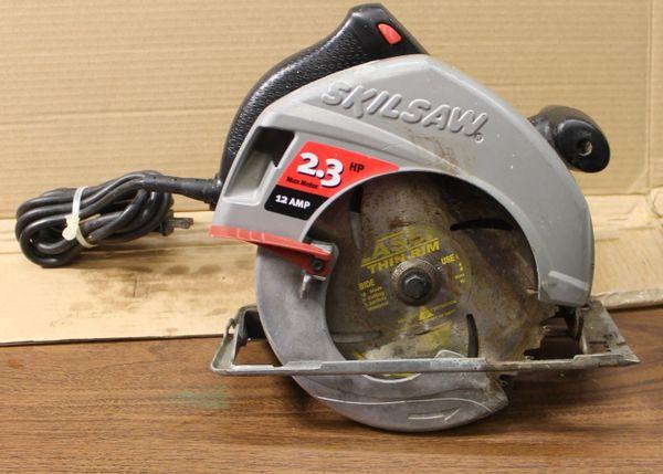 "SKILSAW 7 1/4"" Circular Saw w/ 2.3 HP Max Motor"