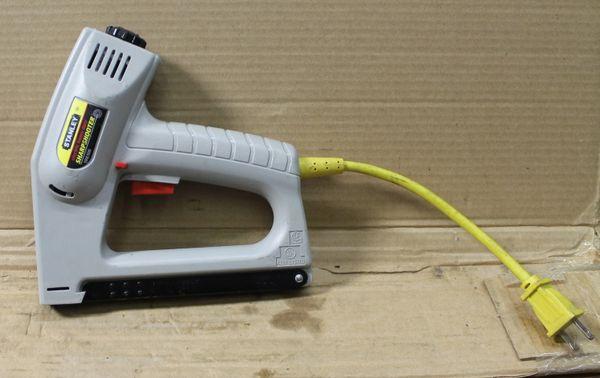 Stanley Electric HD Sharpshooter Staple Gun