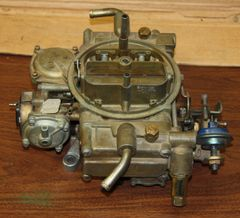Motorcraft 4 Barrel Carburetor