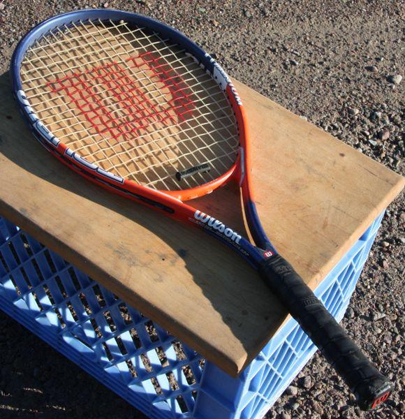 Wilson tour 110 Titanium Tennis Racket