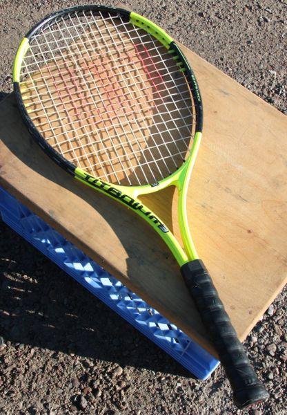 Wilson Titanium 3 Soft Shock Tennis Racket