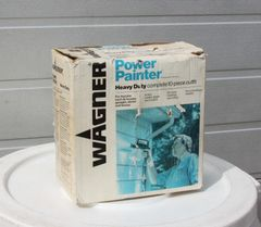 Wagner Series 200 Heavy Duty Power Painter