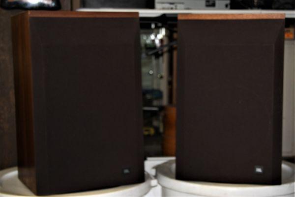 Vintage JBL L-56 2 Way Speaker System