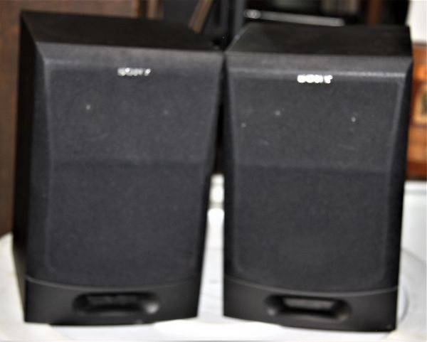 Sony Bookshelf Speaker System