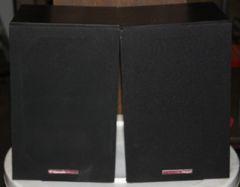 Cerwin Vega L-7 Shelf Speakers