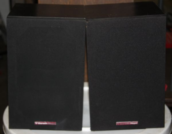 Cerwin Vega L-7 Shelf Speakers