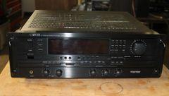 Vintage Carver 5 Channel Pro-Logic Receiver w/ Remote HR-875