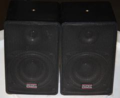 Altec Lansing #52 High Fidelity Weather Proof Speakers
