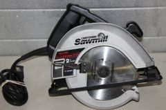 "Sears Craftsman Sawmill 7 1/4"" Circular Saw"
