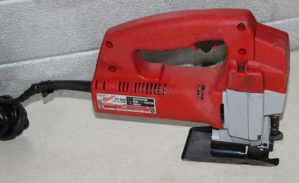 Milwaukee HD 6256 Jig Saw