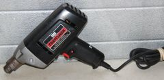 """Craftsman 3/8"""" Variable Speed Reversible Drill"""