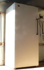 Whirlpool 15.1 cu ft Almond Color Refrigerator/Freezer