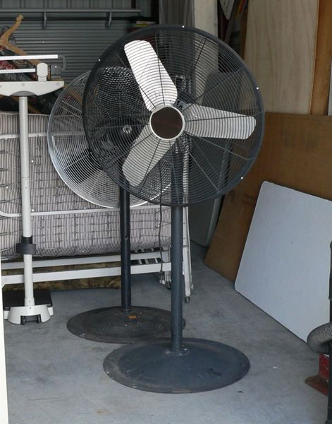 High Velocity Commercial Fans