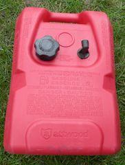 Atwood Plastic Boat Tank