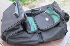 Concourse 7 Compartment Duffel Bag on Wheels