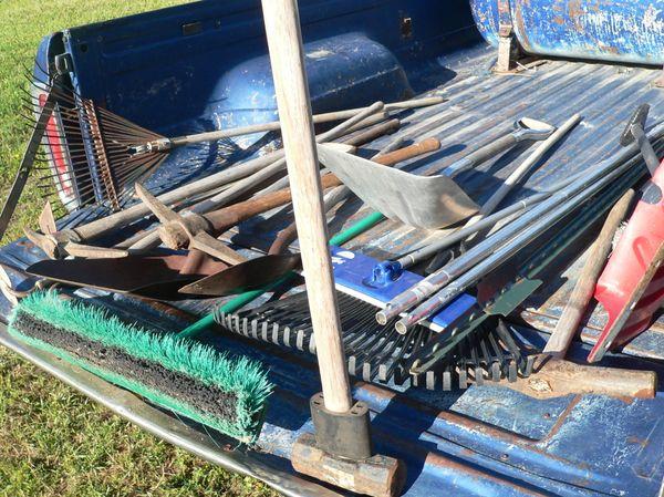 Miscellaneous Yard & Garden Tools