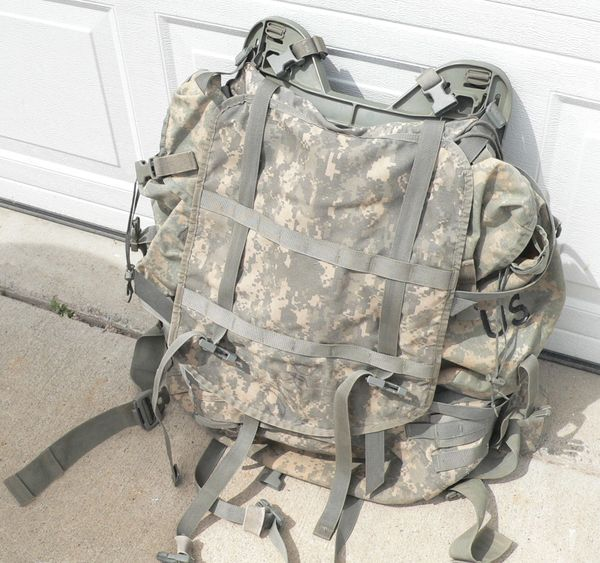 US Camo Backpack