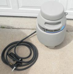 Campbell Hausfeld 5 Gallon Power Blast Sandblaster
