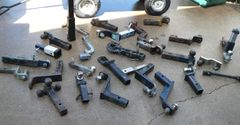 Good Selection of Slide in receptors, Pintle Hitch, Hitch/Stingers etc...