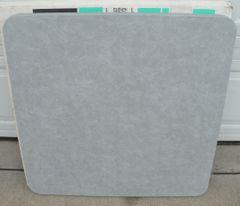 """Samsonite 34"""" Square Folding Card/Game Table-In Box"""