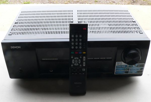Denon AVR-1613 AV Receiver w/ Remote