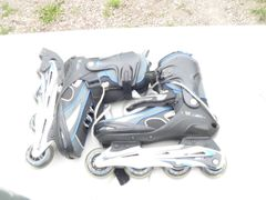 Like New Soft Boot Size 9 Inline Skates