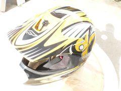Fulmer Motocross Helmet