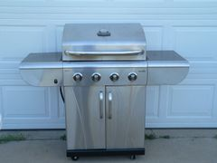 Char Broil Commercial Gas Grill