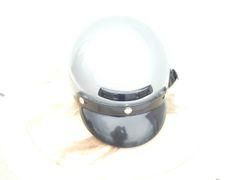 ZR Motorcycle Helmet (Silver)