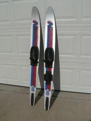 Nash Graphite Water Skis