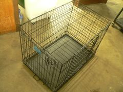 Life Stages Wire Kennel